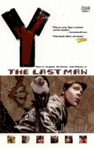 Y: The Last Man Vol. 1 - Unmanned