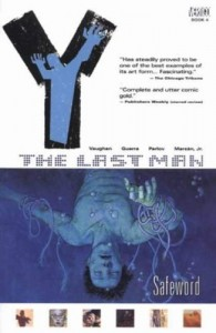 Y: The Last Man Vol. 4 - Safeword