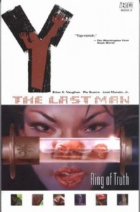 Y: The Last Man Vol. 5 - Ring of Truth