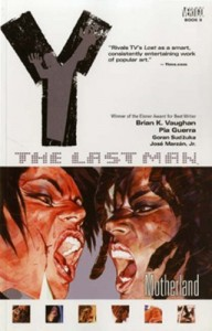 Y: The Last Man Vol. 9 - Motherland