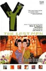 Y: The Last Man Vol. 8 - Kimono Dragon