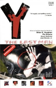 Y: The Last Man Vol. 7 - Paper Dolls