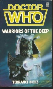 Doctor Who-Warriors of the Deep (Doctor Who, Vol. 87)