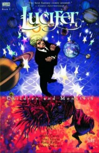 Lucifer: Vol. 2: Children and Monsters (The Sandman)