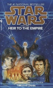 Heir to the Empire (Star Wars: Thrawn Trilogy)